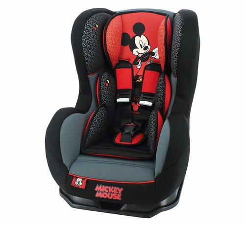 Disney Autostoel Cosmo Luxe - Groep 0 1 -  0 tot 18 kg - Mickey Mouse