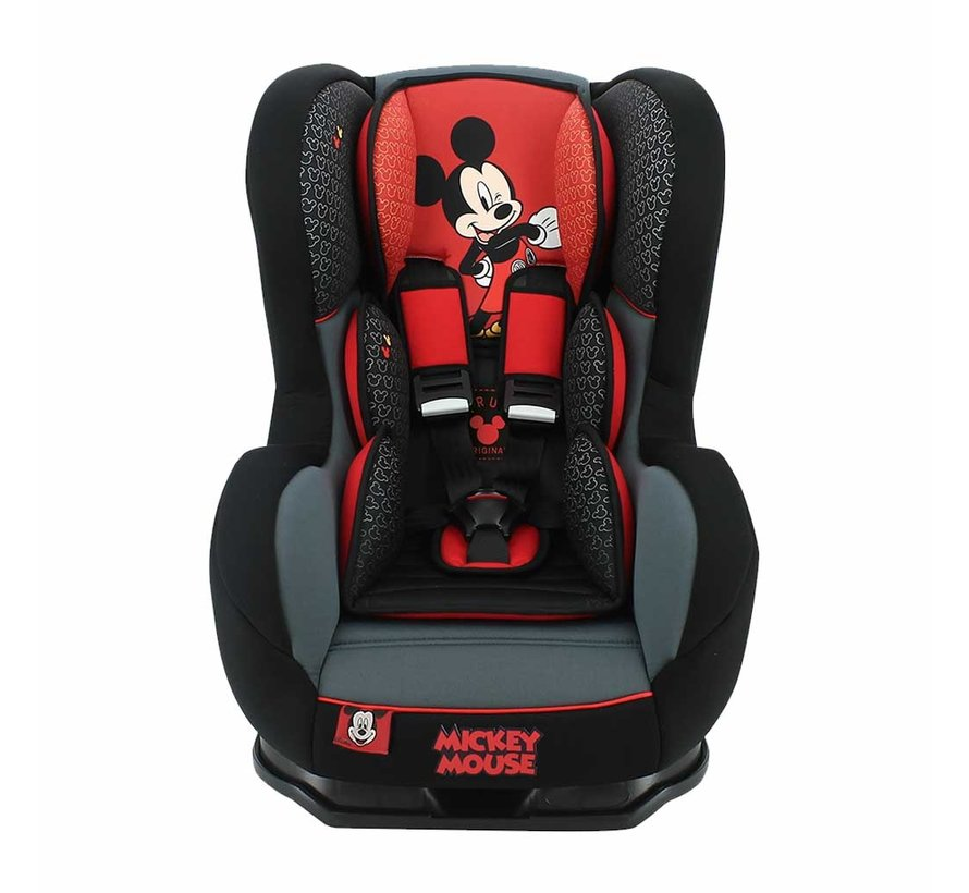 Infant Car seat Cosmo SP - Group 0 1 - 0 to 18 kg - 0 to 4 years - Mickey Mouse