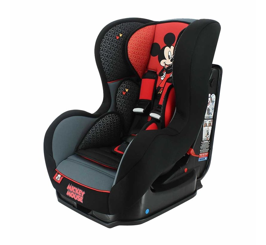 Kinderautositz Cosmo SP Luxe - Gruppe 0 1 - 0 bis 18 kg  - Mickey Mouse