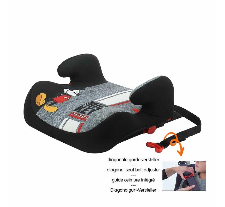 Isofix zitverhoger - TOPO easyfix - Groep 3 - Mickey Mouse