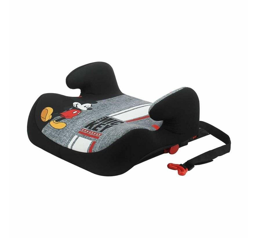 Isofix Sitzerhöhung - TOPO easyfix - Gruppe 3 - Mickey Mouse