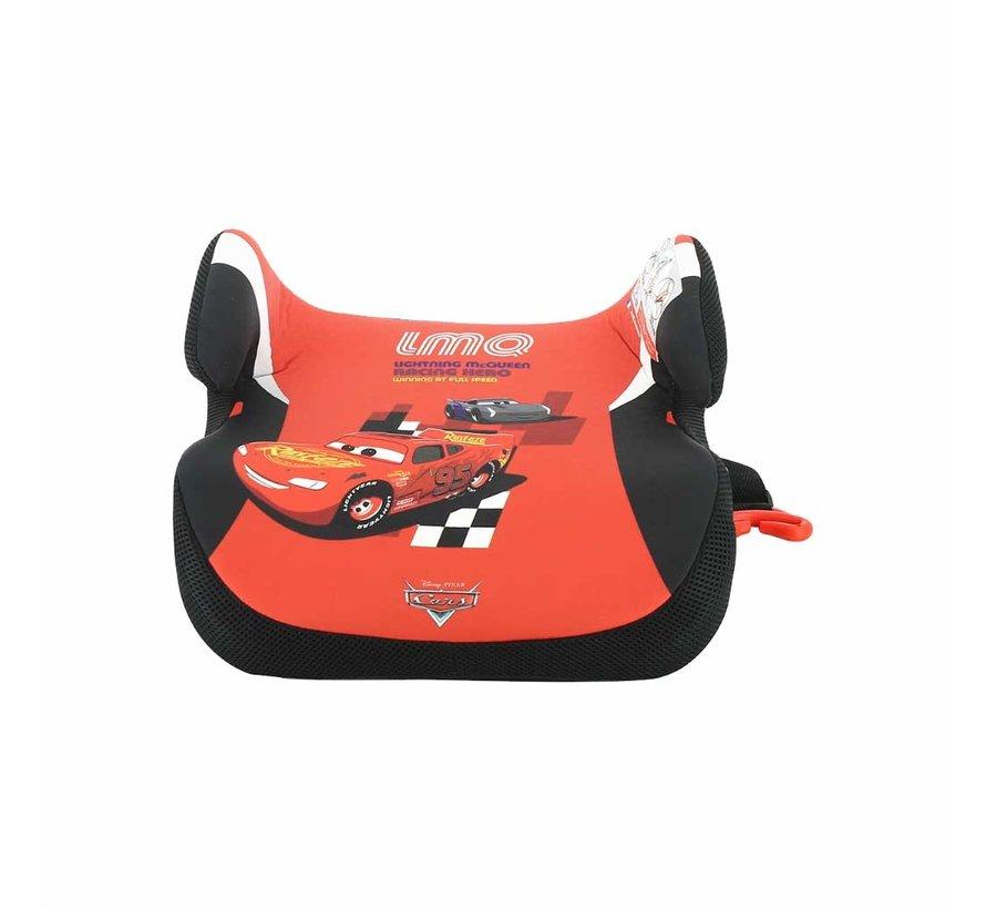 Isofix Sitzerhöhung - TOPO easyfix - Gruppe 3 - Cars