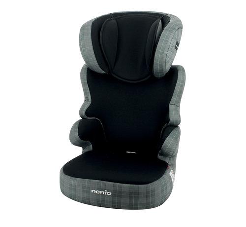Nania Car seat Befix - Highbackbooster Group 2 and 3 - London design