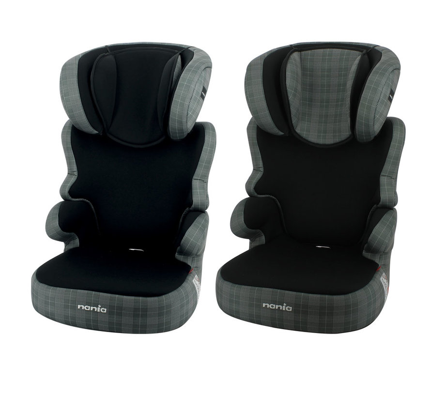 Car seat Befix - Highbackbooster Group 2 and 3 - London design