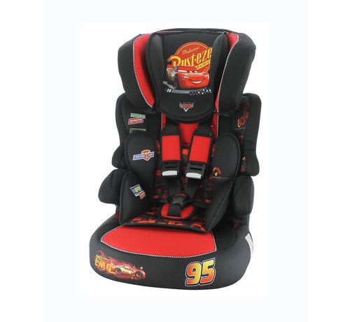 Disney autostoel BeLine Luxe - Meegroei Autostoel Groep 1/2/3
