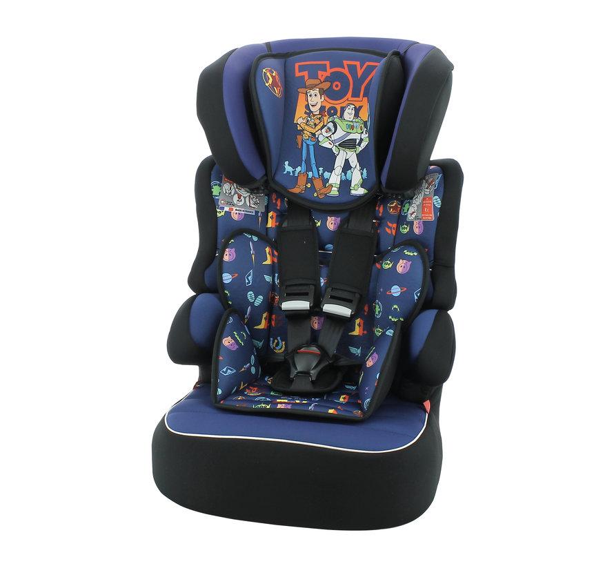 autostoel BeLine Luxe - Meegroei Autostoel Groep 1/2/3