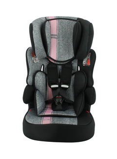 Nania Autositz Beline - Gruppe 1/2/3 - Linea Pink