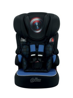 Marvel Autostoel groep 1/2/3 - Beline Captain America