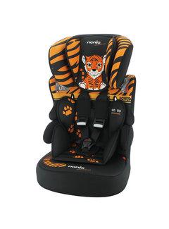 Nania Autositz Beline - Gruppe 1/2/3 - Animals Tiger