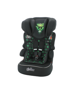 Marvel Autositz Beline - Gruppe 1/2/3 - Hulk