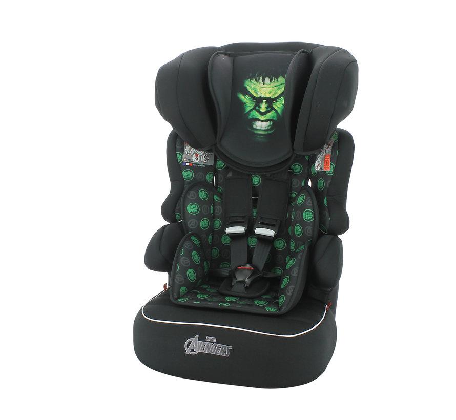 Kinderautositz BeLine - Gruppe 1/2/3 (9-36 KG) - Hulk