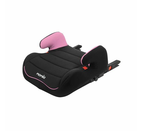 Nania Isofix booster - TOPO Easyfix - Group 3 - Tech Pink