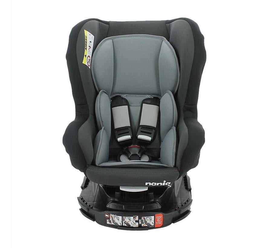 Revo 360° - drehbarer Autositz Gruppe 0/1/2 - Acces Grey
