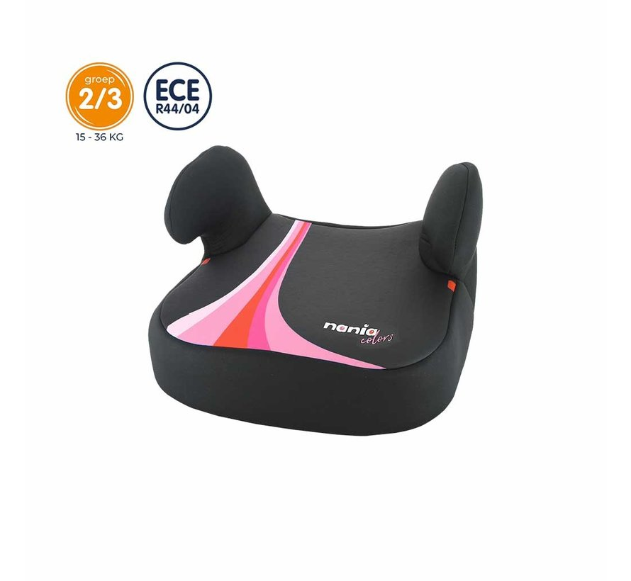 Booster seat Dream - Group 2/3 - Colors Pink