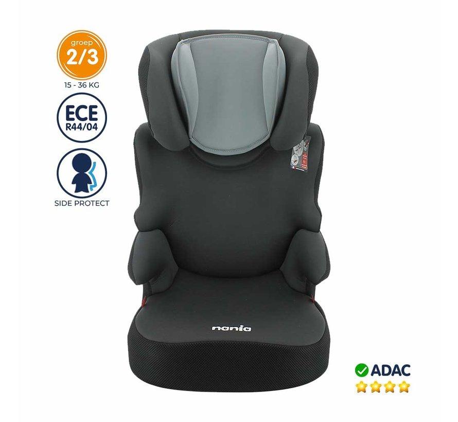 Autositze Befix - Kindersitze Gruppe 2 und 3 - Grau