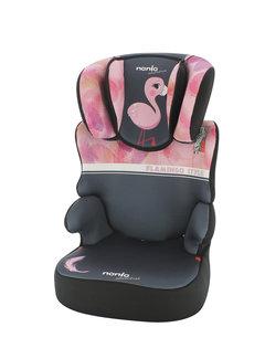 Nania Autositze Gruppe 2/3 - Befix Adventure - Flamingo