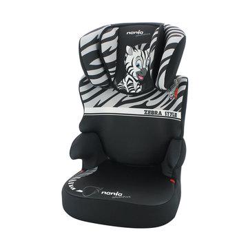Nania Car seat Group 2/3 - Befix Adventure - Zebra