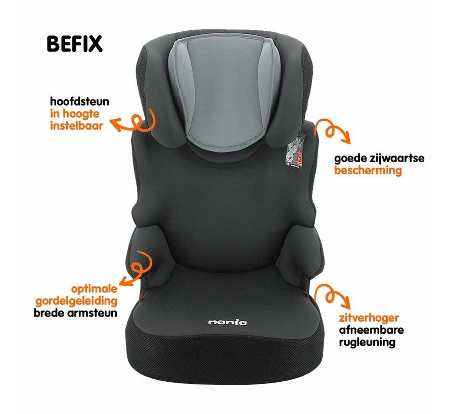 autostoel groep 2 en 3 - Befix adventure - Tijger