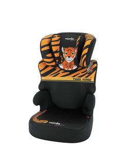 Nania Car seat Group 2/3 - Befix Adventure - Tiger