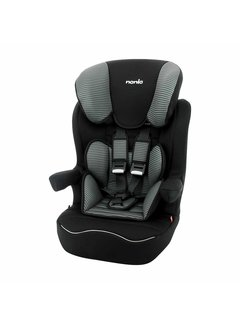 Nania ISOFIX Kinderautositz - I-Max SP Iso - Tech Grau