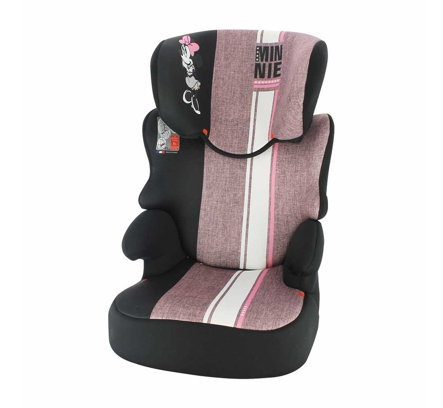 autostoel Befix – Kinderautostoel - groep 2 en 3