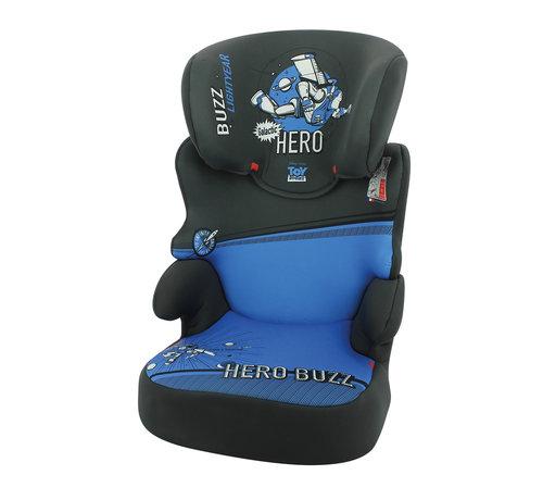 Disney autostoel Befix – Kinderautostoel - groep 2 en 3