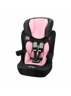 Nania Highback Booster i-Max - Access Pink (9-36 kg)
