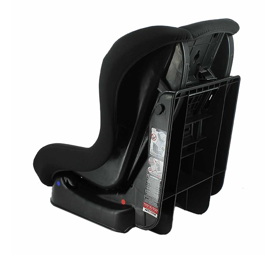 Car seat Maxim  ECO Black - Group 0 and 1  (0-18 Kg)