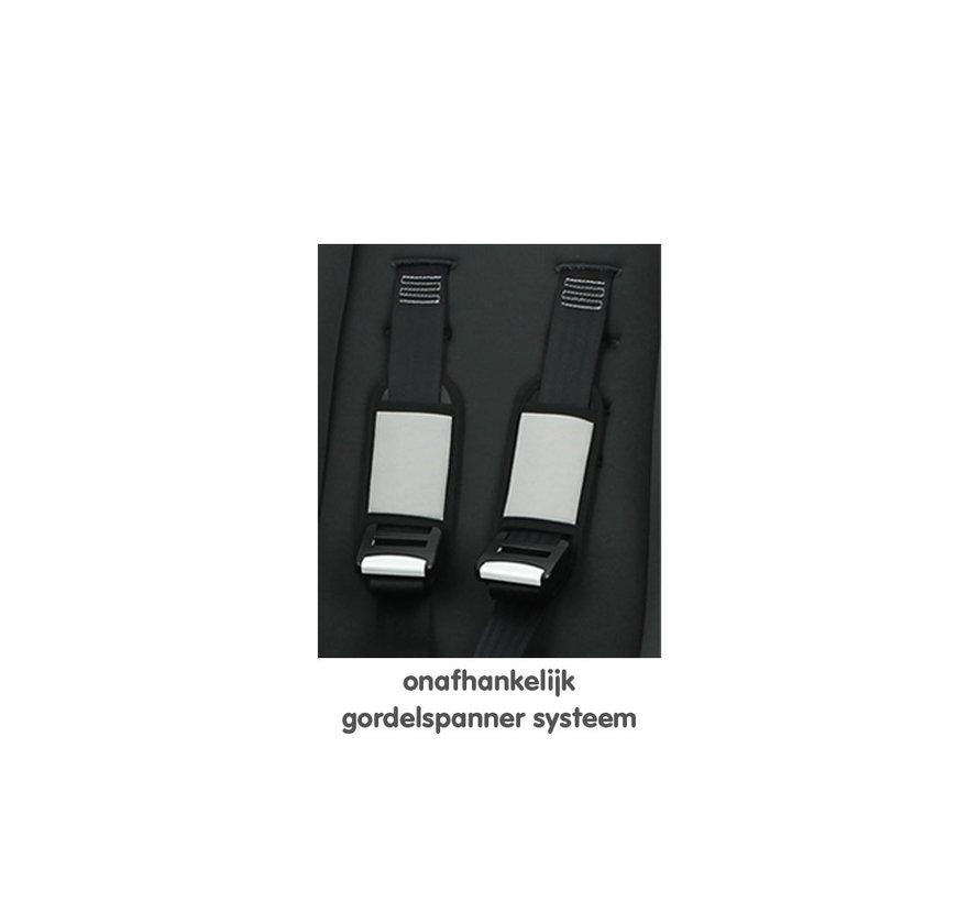 autostoel Maxim - groep 0 en 1 - van 0 tot 18 kg - Zwart