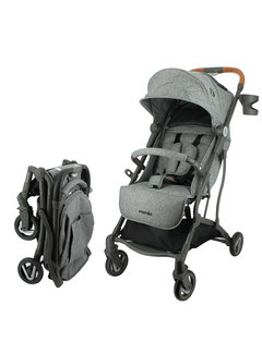Nania Cassy - Pushchair - 6 to 36 months - Light and manoeuvrable - Grey
