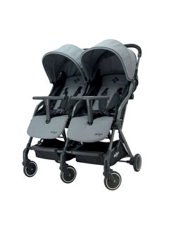 Migo GAYA TWIN - Duo-Kinderwagen - von 0 bis 36 Monate