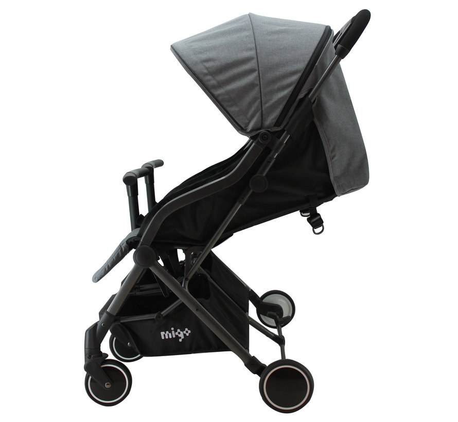 GAYA TWIN - Duo kinderwagen - van 0 tot 36 maanden