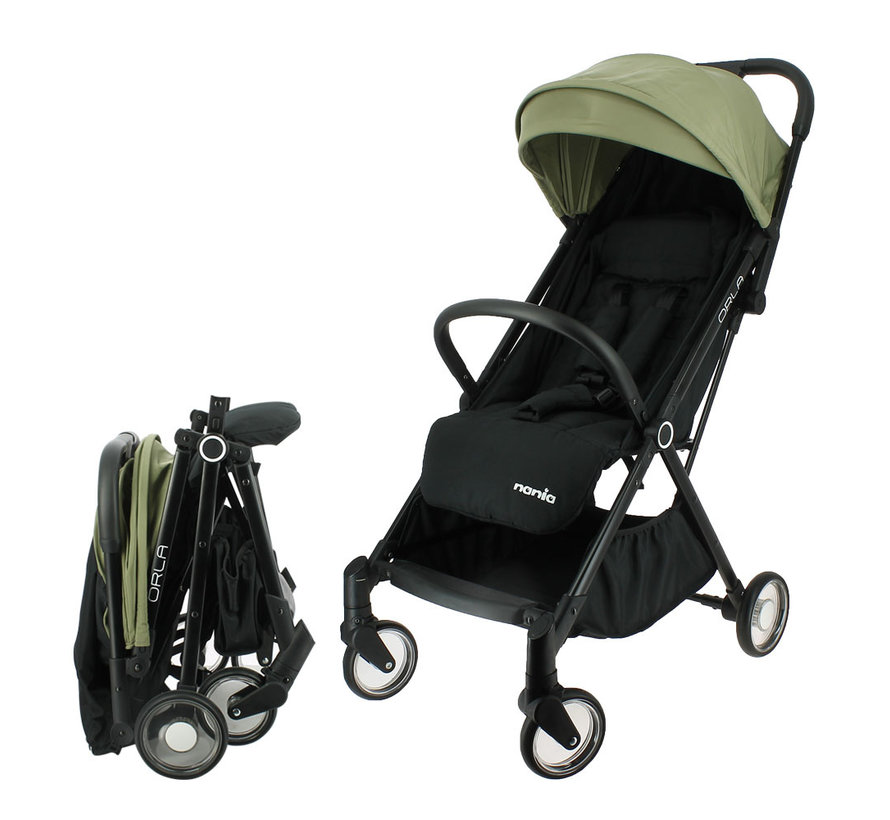 ORLA - Compact buggy - from 0 to 36 months - Automatic folding