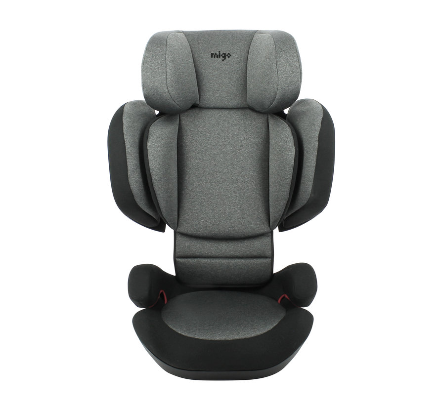 isofix booster seat Mirage - group 2/3 - 15 to 36 kg  - Grey