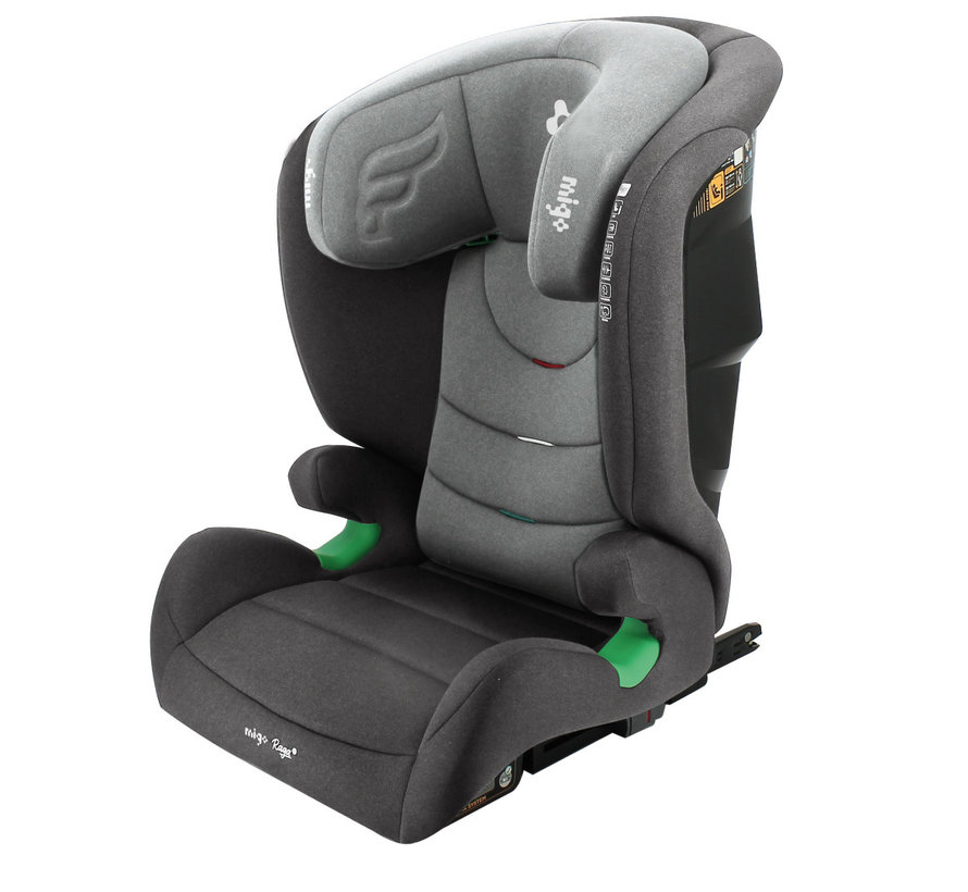 i-Size car seat RAGA - from 100 to 150 CM - Approx. 4 to 10 years