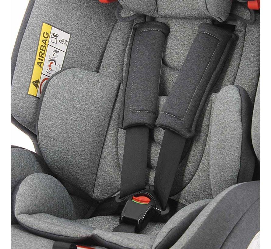 isofix Autositz ONE 360 ° - drehbar - Gruppe 0/1/2/3