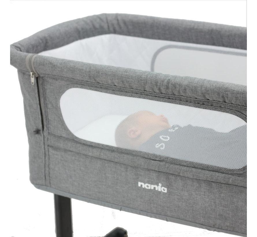 DODI Co-Sleeper - 0 tot 6 maanden - 2 in 1 - Ultra Comfort