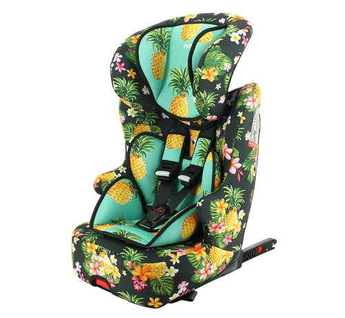 Nania Racer ISOFIX Victoria - Highback booster Group 1 2 3 - From 9 to 36 kg