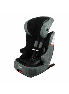 Nania Racer ISOFIX - Meegroei autostoel Groep 1 2 3 - Van 9 tot 36 kg
