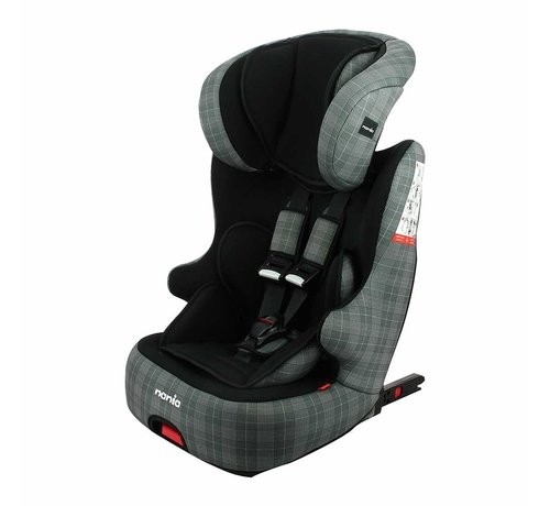 Nania Racer ISOFIX Victoria - Kinderautositz Gruppe 1 2 3 - 9 bis 36 kg