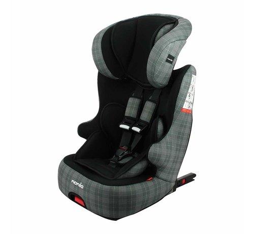 Nania Racer ISOFIX Victoria - Meegroei autostoel Groep 1 2 3 - Van 9 tot 36 kg