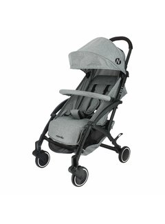 Nania LILI - compact pram - from 0 to 36 months - light and manoeuvrable