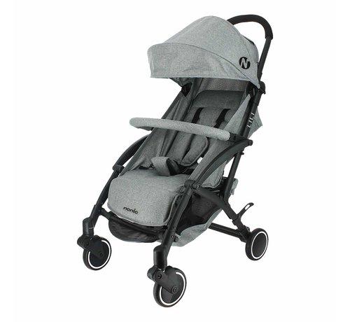 Nania LILI - kompakter Kinderwagen - von 0 bis 36 Monaten - leicht und wendig