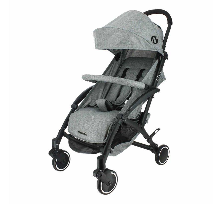 LILI - compacte kinderwagen - van 0 tot 36 maanden - Licht en wendbaar