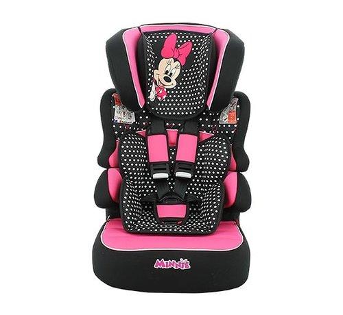Disney Beline Luxe - Meegroei Autostoel Groep 1/2/3 - Van 9 tot 36 KG