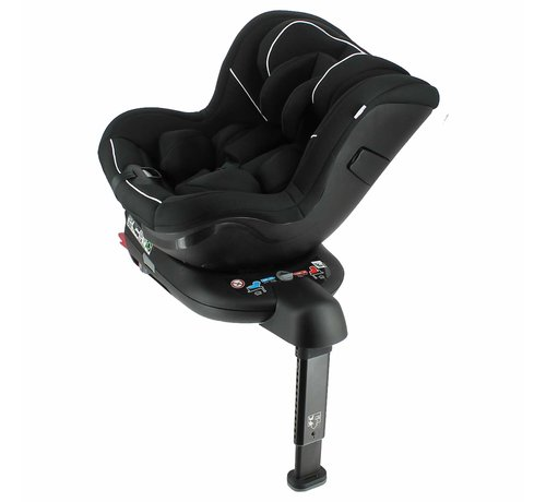 Nania WONDER - i-Size Autositz - von 0 bis 4 Jahren - Schwarz
