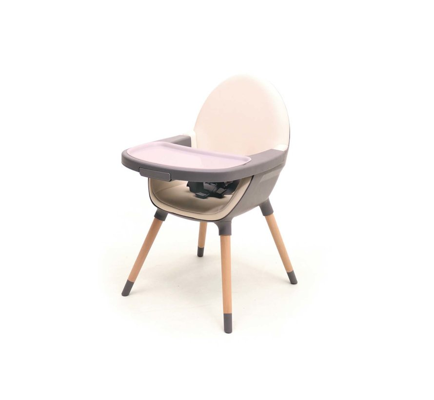 ESSENTIAL Multi-purpose chair - Baby and children's chair - Grey and Sand