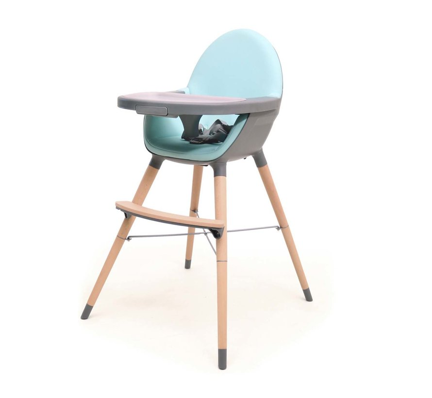 ESSENTIAL Multi-purpose chair - Baby and children's chair - Grey, Blue