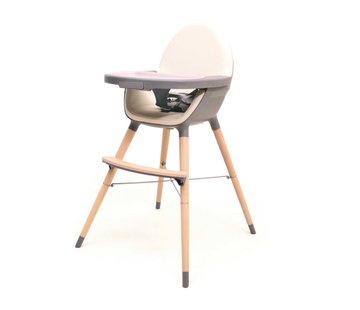 AT4 ESSENTIAL Multi-purpose chair - Baby and children's chair - Grey and Sand