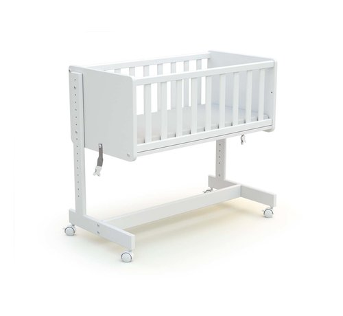 AT4 Multifuntional CoSleeper - Baby cradle - Retractable bed - Convertible to desk or bench